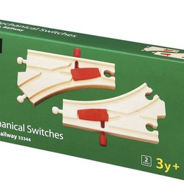 Brio Mechanical Switches<br /> Brio