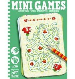 Djeco Mini Games Labyrinthe