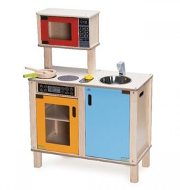 Wonderworld Little chef station (wood)  Wonderworld