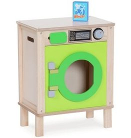 Wonderworld Washing Machine (wood) Wonderworld