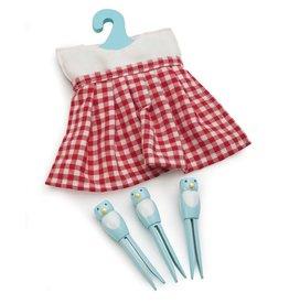 Le Toy Van Pinzas de lencería