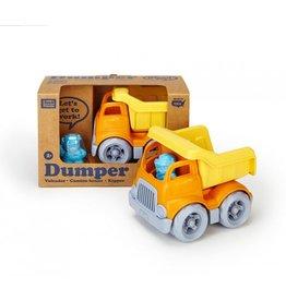 Green Toys Dumper-Construction truck