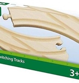 Brio Curved switching tracks BRIO