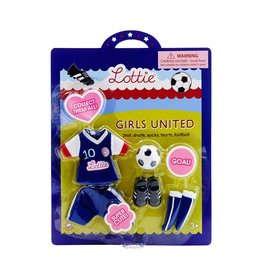 Arklu Girls United Accessories for Lotties