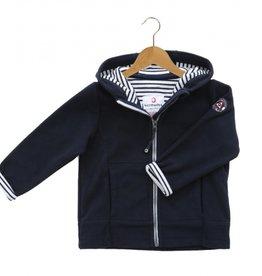 Armor Lux Fleece Jacket Size 8 years