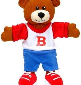 Fiesta Crafts Marionnette bébé ours
