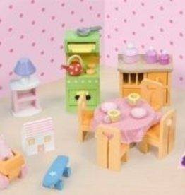 Le Toy Van Ensemble de meubles de luxe