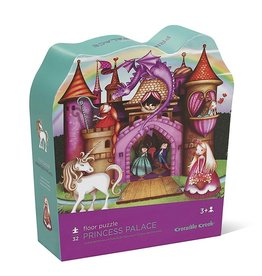 Crocodile Creek Giant Princess Puzzle
