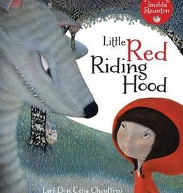 English Books Little Red Riding Hood