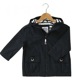 Armor Lux Navy Impermeable Coat 6 yrs