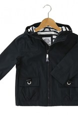Armor Lux Navy Impermeable Coat 4 yrs