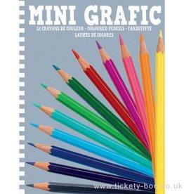 Djeco !2 crayons de couleurs