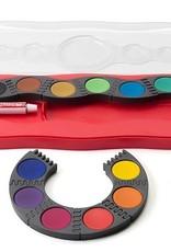 Faber-Castell Peinture à l'eau 12 couleurs