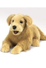 Folksmanis Grande marionnette chien