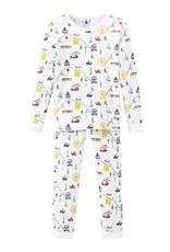 Petit bateau Pyjama Paris taille 10 ans