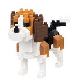 Nanoblock Chien beagle - Nanoblock