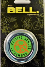 Community Cycling Center Logo Bell Silver