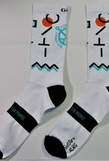 Giro Community Cycling Center Logo Competition High Rise Socks