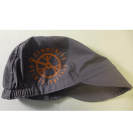 Community Cycling Center Logo Cap Cotton SM