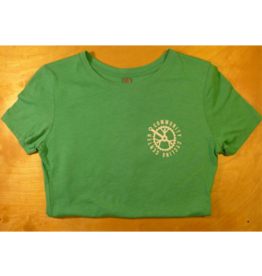 Community Cycling Center Logo T-Shirt Green