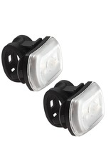 Blackburn 2'fer Front or Rear USB Rechargeable LIght Set