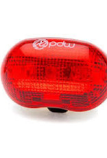 PDW Red Planet 3 Rear Light