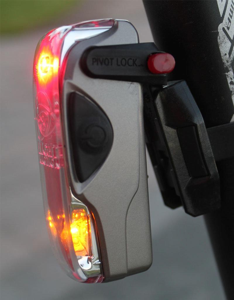 Light & Motion VIS 180 Micro II  USB Rechargeable Rear Light