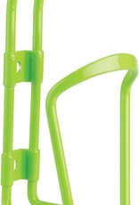 Alloy Bottle Cage Green