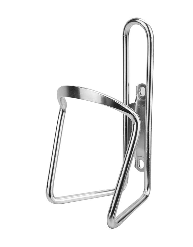 Alloy Bottle Cage Silver
