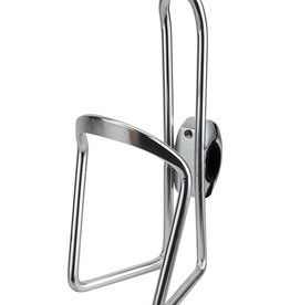 Sunlite Alloy Bottle Cage w/Bar Mount Silver
