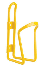 Alloy Bottle Cage Yellow