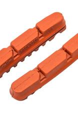 Dura-Type II Caliper Brake Pad Inserts Salmon