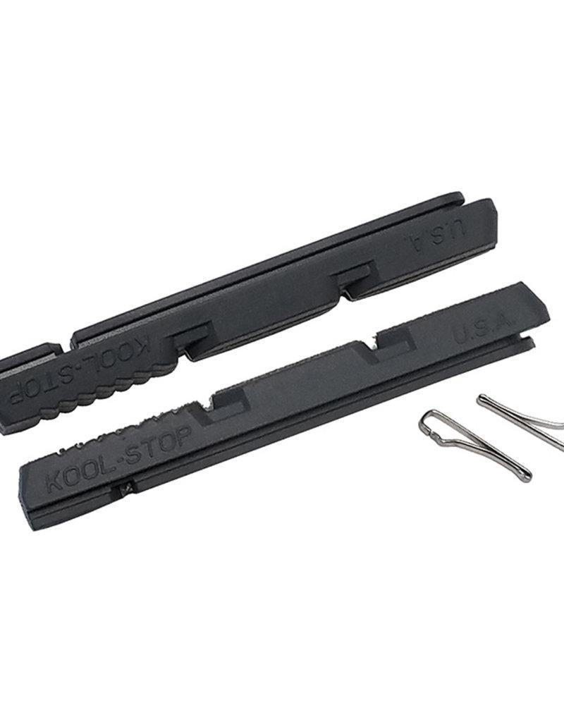 V-Type 2 Xtra Thick V-Brake Pad Insert Black