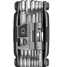 Crank Brothers Multi-19 Black/Silver Multi-Tool
