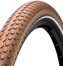 Continental Ride Cruiser Brown Reflex Wire Bead 26x2.2