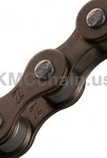 "KMC S1 chain 1/8"" Brown"