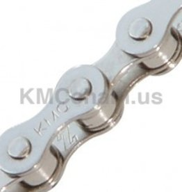 "1/8"" silver chain"