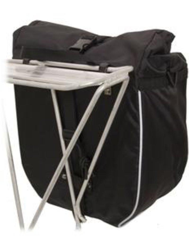 Waterproof Pannier Single Black
