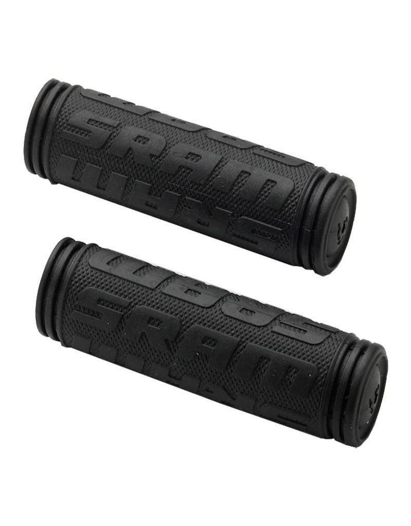 SRAM Racing Grips 110mm Black Rubber