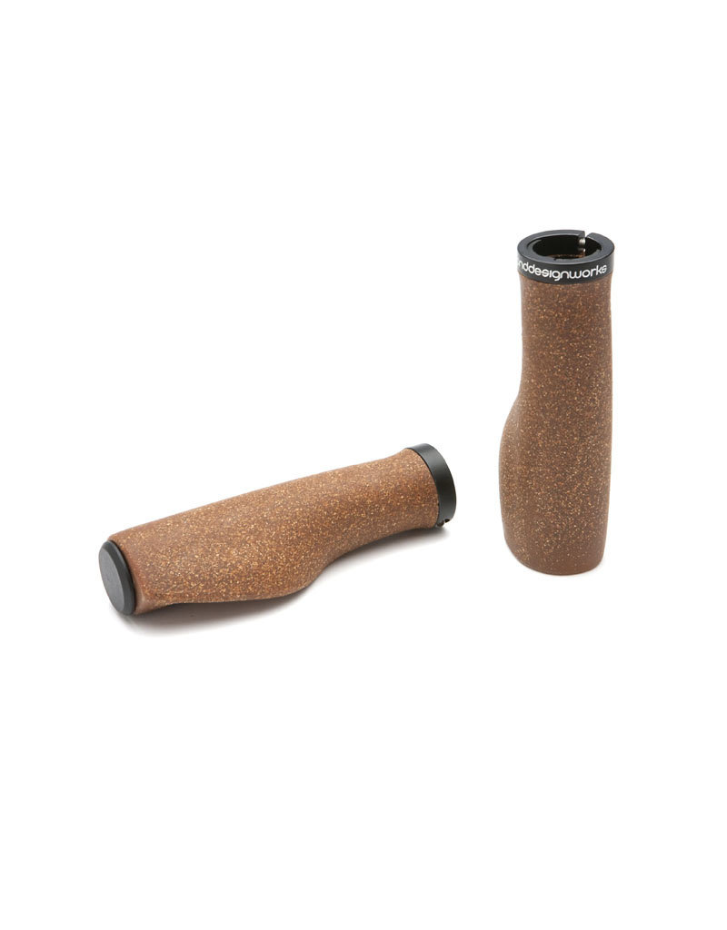 PDW Cork Chop Ergo Lock-On Grips