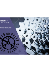 Community Cycling Center $150 Gift Card - IN STORE USE ONLY