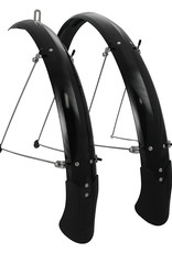Planet Bike Cascadia ALX Fender Set 65mm (29x1.5-2.0 Tire) Black