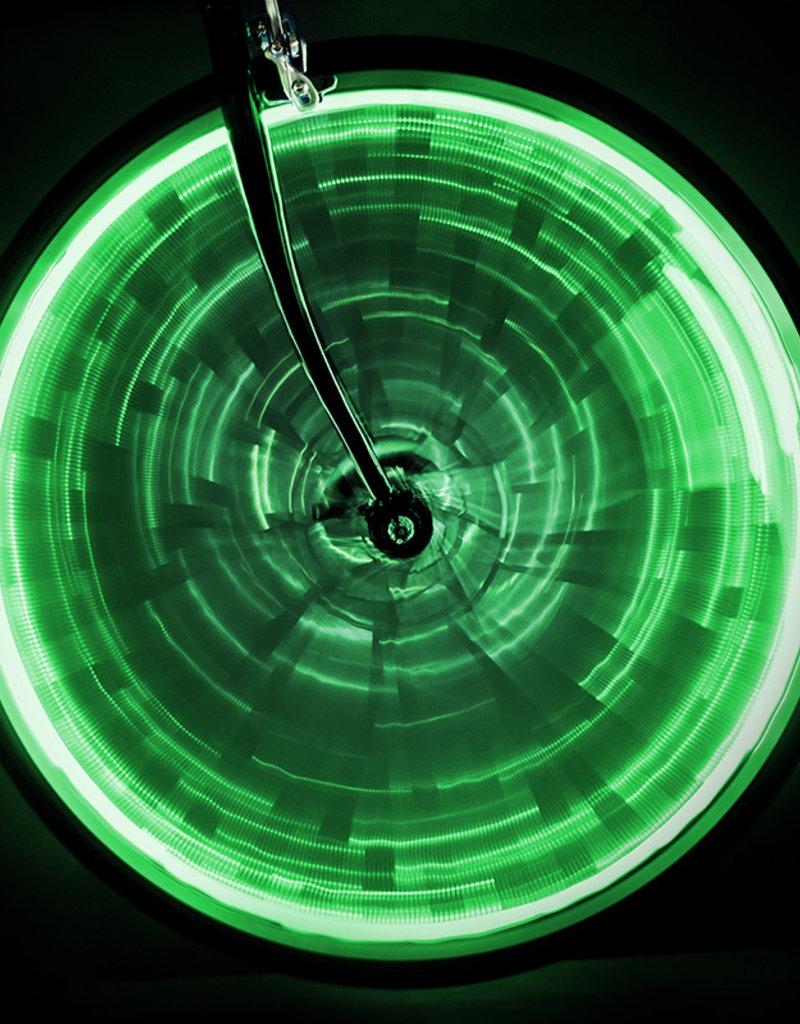 Sunlite Wheel Glow String Light