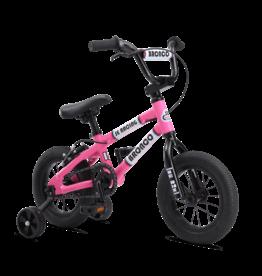 "Bronco 12"" Pink"