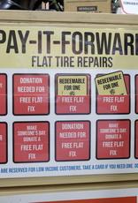 Pay It Forward Flat Fix $20 Donation