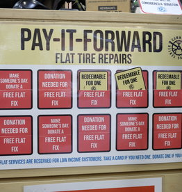 Pay It Forward Flat Fix