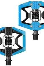 "Crank Brothers 9/16"" Double Shot 2 Clipless/ Platform Pedals Black/Blue"