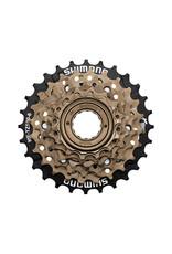 Shimano 6spd 14-28t MF-TZ500 Freewheel