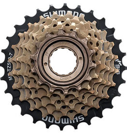 7sp 14-28t MF-TZ500 Freewheel