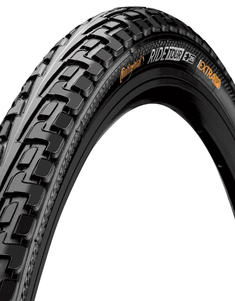 Continental Ride Tour Wire Bead 27x1-1/4""